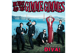 Me First And The Gimme Gimmes - Are We Not Men? We Are Diva! - (CD)