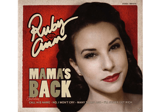 Ruby Ann - Mama's Back - (CD)
