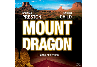 Mount Dragon - Labor des Todes - 6 CD - Krimi/Thriller