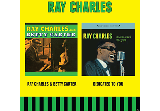 Ray Charles, Betty Carter - Ray Charles & Betty Carter / Dedicated To You - (CD)