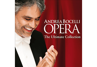 Andrea Bocelli - Opera - The Ultimate Collection (CD)