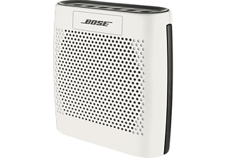 BOSE SoundLink Colour, Bluetooth Lautsprecher, Weiß