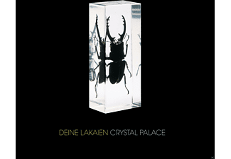 Deine Lakaien - Crystal Palace (Double Vinyl & Yellow Coloured) - (Vinyl)