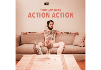 Smile And Burn - Action Action - (CD)