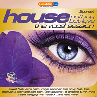 VARIOUS - House: The Vocal Session / Nothing But Love [CD]