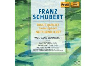 Sawallisch & Others Artists - Forellenquintett/Notturno - (CD)