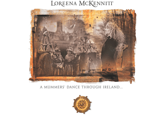 Loreena McKennitt - A Mummers'  Dance Through Ireland [CD]