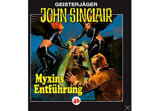 John Sinclair 46: Myxins Entführung - 1 CD - Science Fiction/Fantasy