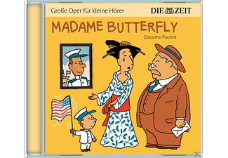 Madame Butterfly - 1 CD - Kinder/Jugend
