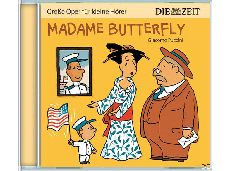 Madame Butterfly - (CD)