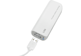 SBS MOBILE Powerbank 2200 mAh - Vit