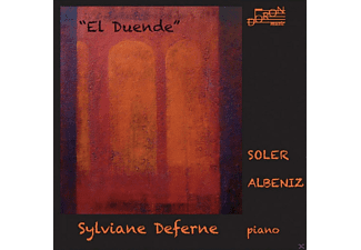 Sylviane Deferne - El Duende - (CD)