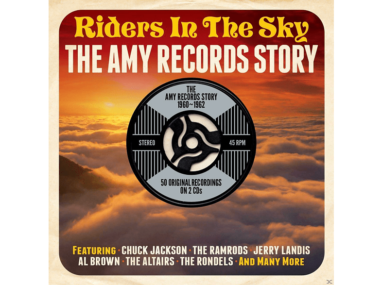 VARIOUS - Riders In The Sky [CD]