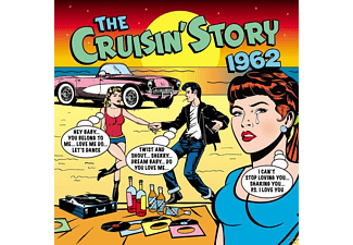 VARIOUS - Cruisin' Story 1962 - (CD)