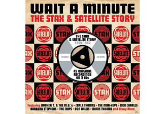 VARIOUS - Stax & Satellite Story - (CD)