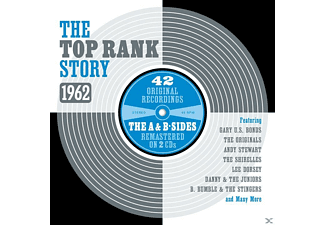 VARIOUS - Top Rank Story 1962 - (CD)