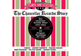 VARIOUS - Turn Me Loose: The Chancellor Records Story 1957-1963 - (CD)