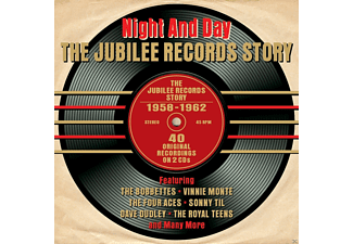 VARIOUS - Night & Day - The Jubilee Records Story - (CD)