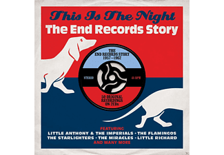 VARIOUS - This Is The Night: The End Records Story - (CD)