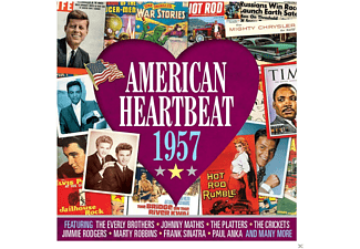 VARIOUS - American Heartbeat 1957 - (CD)