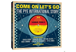 VARIOUS - Come On Let's Go-The Pye International Story - (CD)