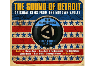 VARIOUS - The Sound Of Detroit - (CD)