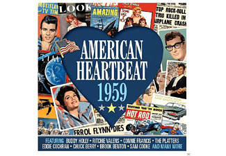 VARIOUS - American Heartbeat 1959 - (CD)