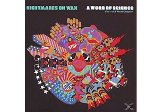 Nightmares on Wax - A Word Of Science - (CD)