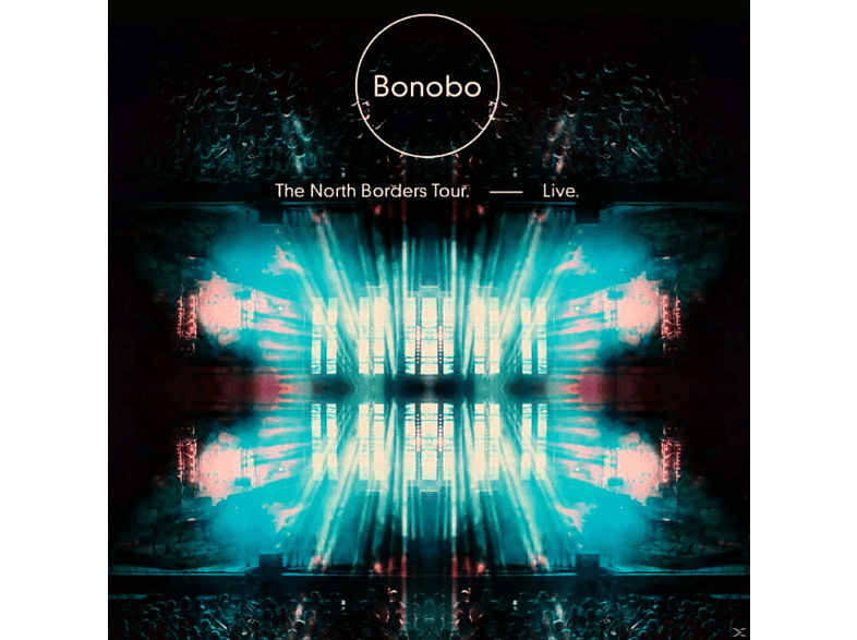 Bonobo - The North Borders Tour - Live [CD]