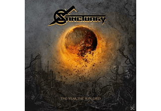 Sanctuary - The Year The Sun Died - (CD)