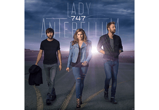 Lady Antebellum - 747 (CD)