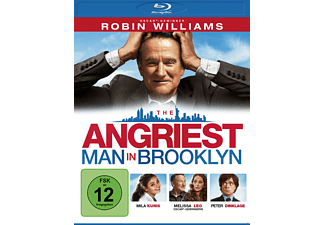 The Angriest Man in Brooklyn - (Blu-ray)