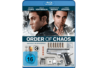 Order of Chaos - (Blu-ray)