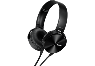SONY Hoofdtelefoon On-ear (MDRXB450APB)