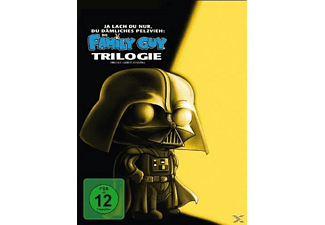 Family Guy Pelzvieh Trilogie - (DVD)