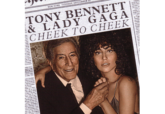 Tony Bennett / Lady Gaga - Cheek to Cheek CD