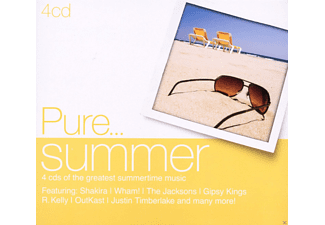 VARIOUS - Pure... Summer - (CD)