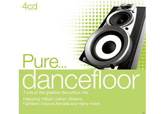 VARIOUS - Pure... Dancefloor - (CD)