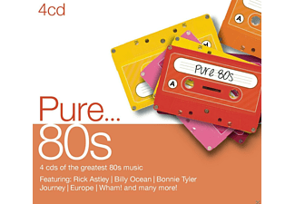 VARIOUS - Pure... 80s - (CD)