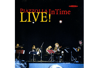 The Intime Quintet - Astor Piazzolla live - (CD)