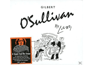 Gilbert O'sullivan - By Larry (Remaster+Bonustrack) - (CD)