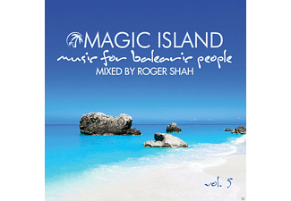VARIOUS - Magic Island Vol.5 - (CD)