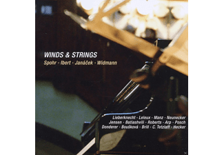 VARIOUS - Winds & Strings (Bläser & Streicher) - (CD)