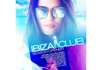 VARIOUS - Ibiza Club Season Opener - (CD)