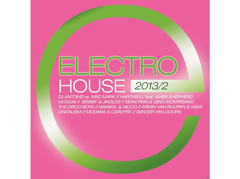 VARIOUS - Electro House 2013/2 [CD]