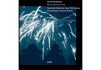 Scottish National Jazz Orchestra, Arild Andersen, Tommy Smith - Celebration - (CD)