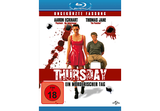 Thursday - Ein mörderischer Tag - (Blu-ray)