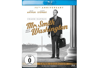 Mr. Smith geht nach Washington - (Blu-ray)