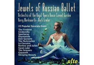 Orchestra Of The Royal Opera House - Jewels Of Russian Ballet - (CD)