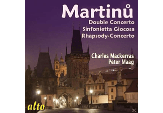 Brno State Philharmonic Orchestra, Australian Chamber Orchestra, VARIOUS - Martinu: Orchesterwerke - (CD)
